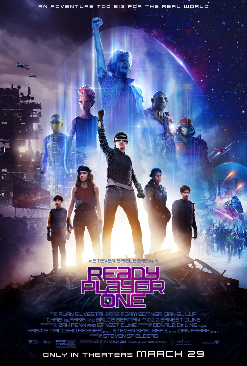Ready Player One (2018) Bluray Subtitle Indonesia