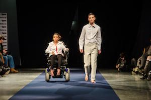 La mode au service du handicap