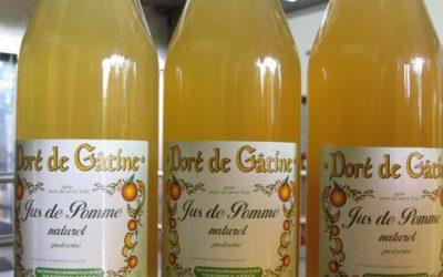 « Croqueurs de pommes » et « Doré de Gâtine »