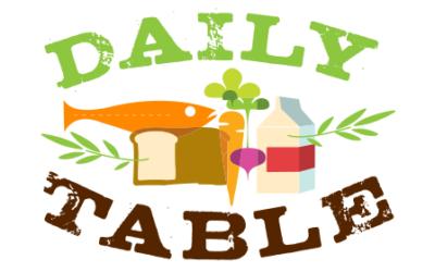 The daily table – Supermarché et Café revendant des produits dont la DLC a expiré