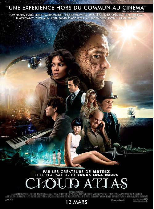 Cloud Atlas #COUPDECŒUR