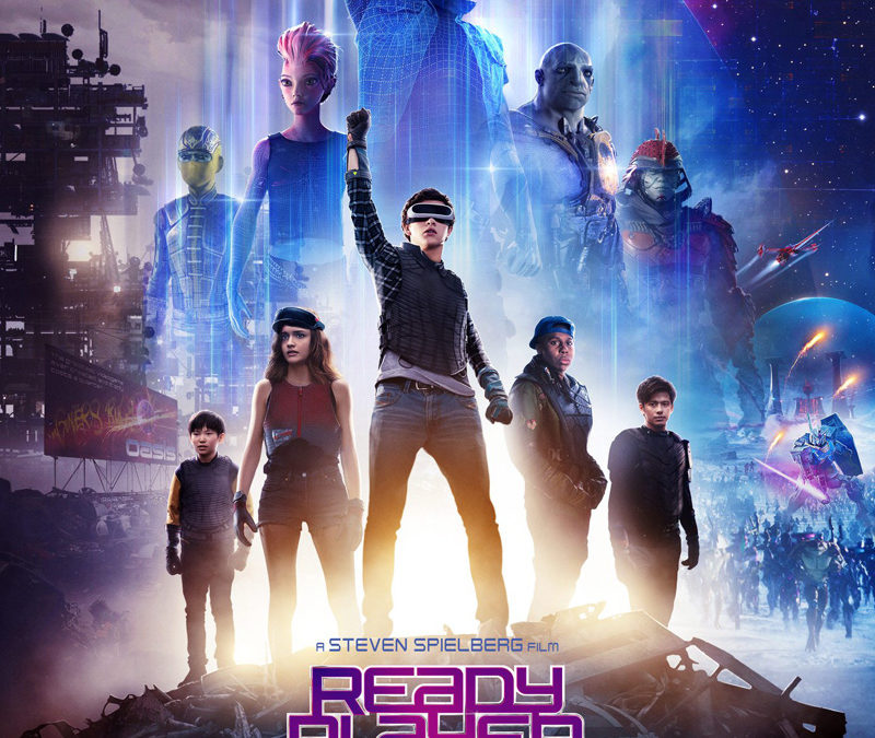 Ready Player One #COUPDECŒUR