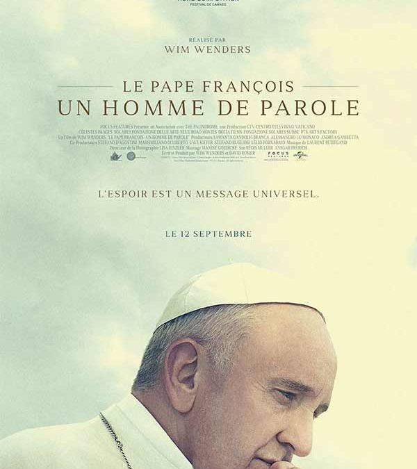 Le Pape François – un homme de parole #CoupDeCœur