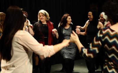 Chantez, dansez, rencontrez qui vous voulez ! #ActionHumanisante