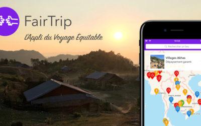 Fairtrip : l'appli pour un tourisme durable