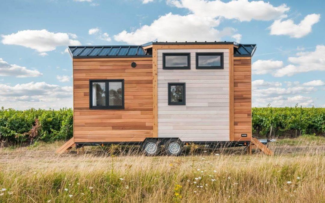 Le Baluchon : tiny houses à la française