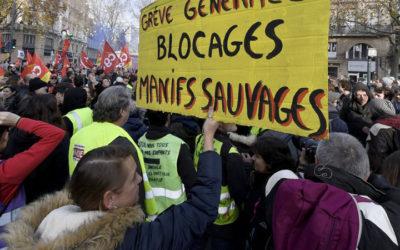 Grève : le point de vue de Pierre-Yves Gomez