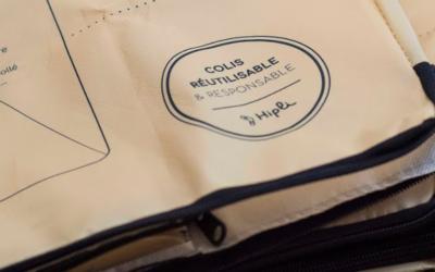 Hipli, le colis réutilisable du e-commerce #ÀDécouvrir
