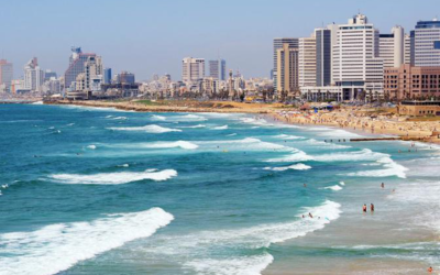 Tel-Aviv : une ville jardin