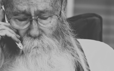 On a fait un livre audio pour un oncle aveugle #Témoignage