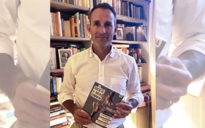 Antoine Cadi, docteur en écologie #SBC4